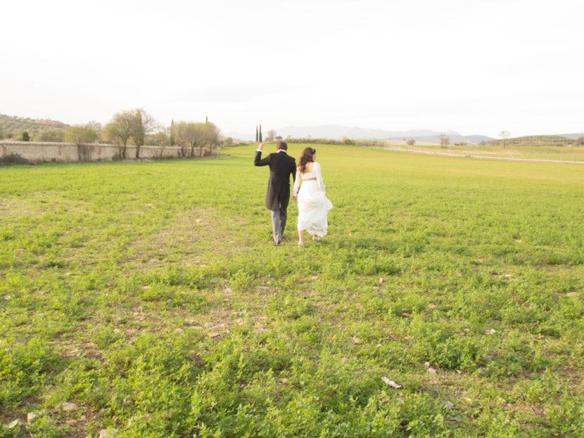 Bride, Groom, country wedding, portrait, Segovia, rosa veloso.