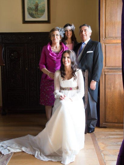 family, wedding, portrait, Segovia, rosa veloso.