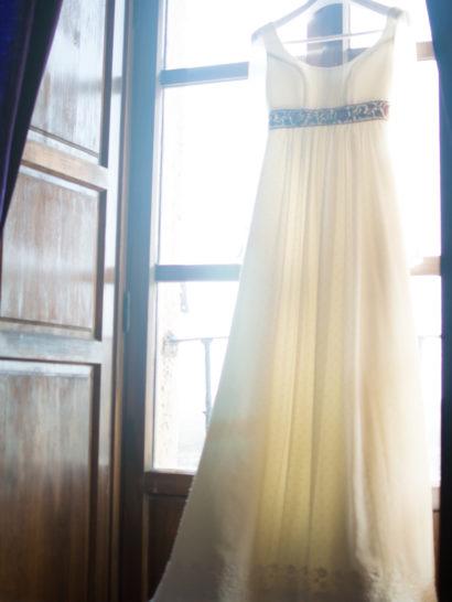 wedding dress, wedding, portrait, Segovia, rosa veloso.