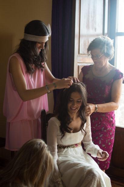 bride, wedding, portrait, Segovia, rosa veloso.