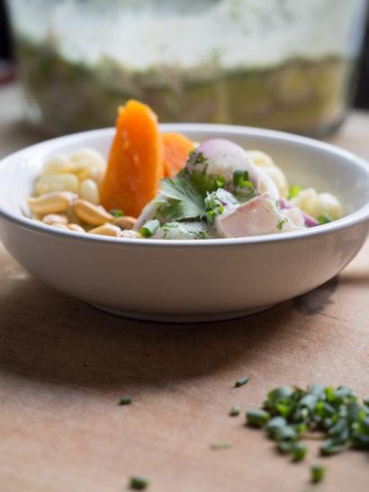 peruvian cebiche, peruvian food, spice, seafood, shellfish, fish, foodies, chef, cook, home chef, madrid, rosa veloso