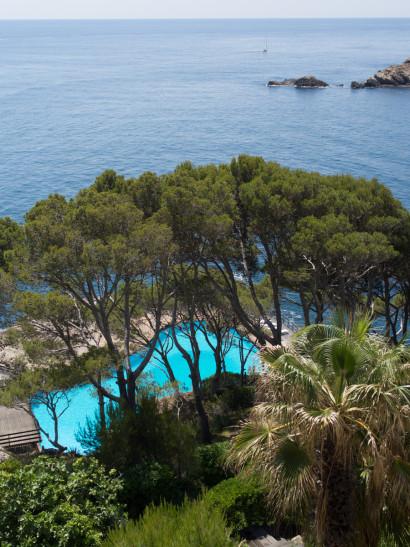 the sea, deco photography, old, hotel, Begur, Costa Brava, emporda, rosa veloso
