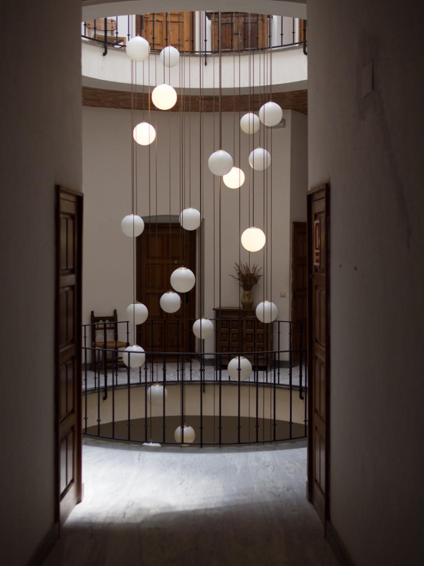 hanging lamps, deco photography, old, hotel, Begur, Costa Brava, emporda, rosa veloso