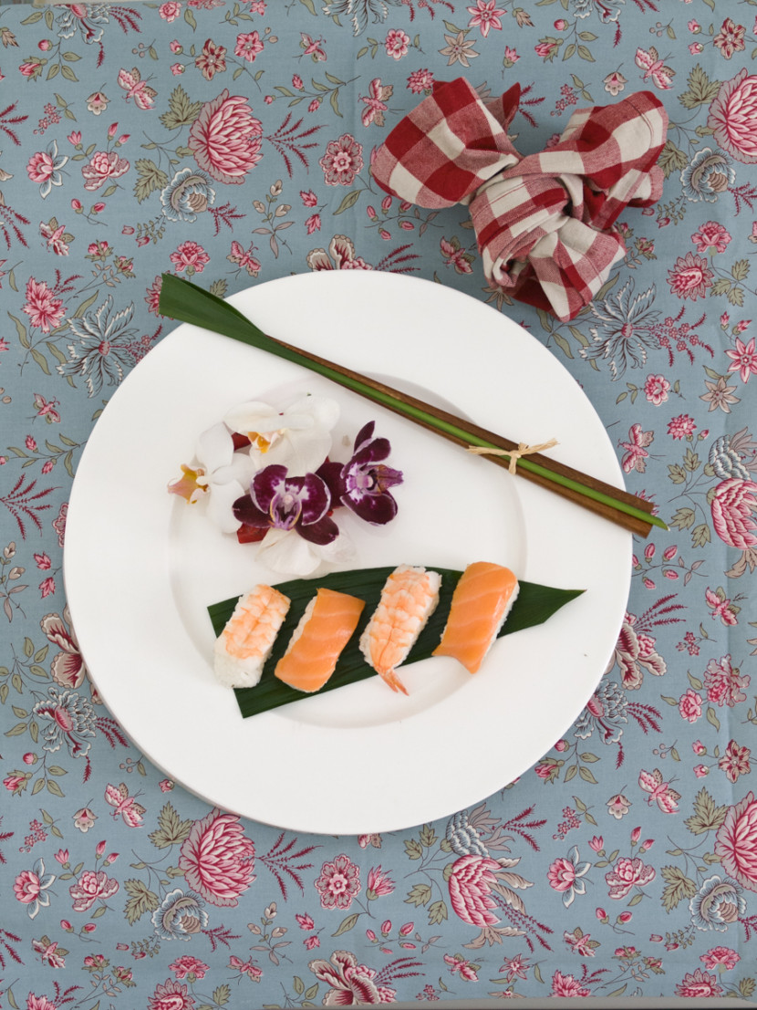 takeaway, meals, sushi, cooking food, styling, summer, food photography, madrid, rosa veloso