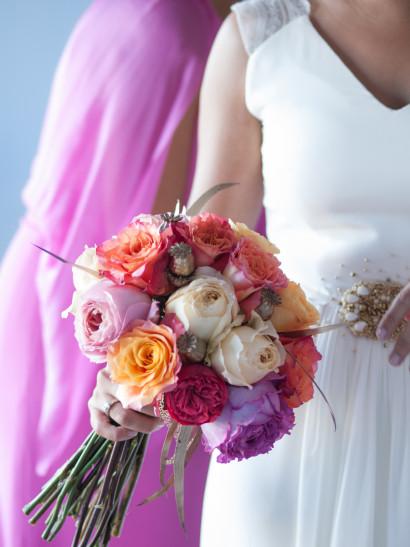 bride, wedding, portrait, bouquet, madrid, rosa veloso