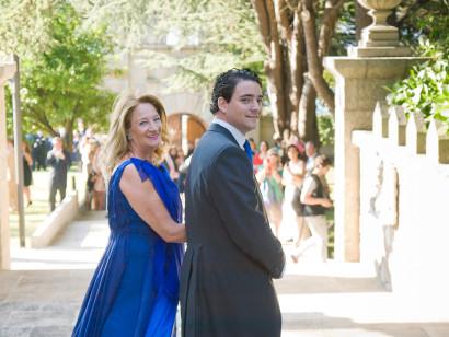 bride, wedding, portrait, fancy, garden, Galicia, rosa veloso