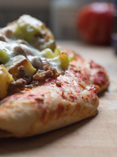 pizza, sourdough, oven, foodies, chef, cook, home chef, madrid, rosa veloso