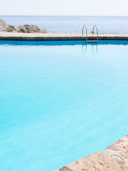 pool, deco photography, old, hotel, Begur, Costa Brava, emporda, rosa veloso