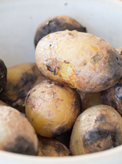 roasted potatoes, oven, mediterranean, foodies, chef, cook, home chef, madrid, rosa veloso