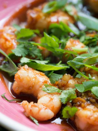 shrimp thai, spice, seafood, foodies, chef, cook, home chef, madrid, rosa veloso