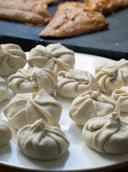 beef steamed buns, asian food, foodies, chef, cook, home chef, madrid, rosa veloso